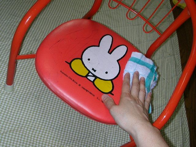 子供の椅子〜