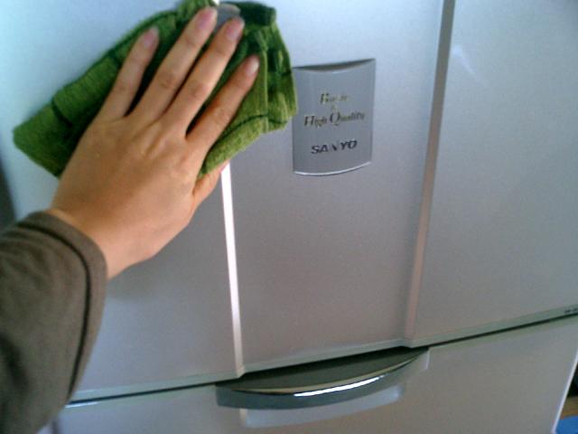 冷蔵庫マイペット