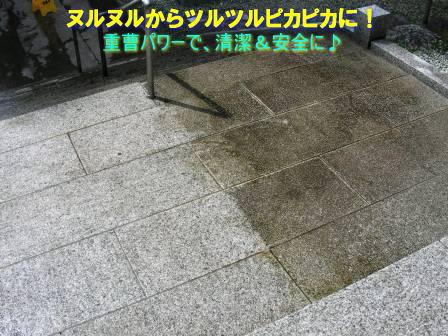 """""""たけしょう""""の参道クリーニング"""
