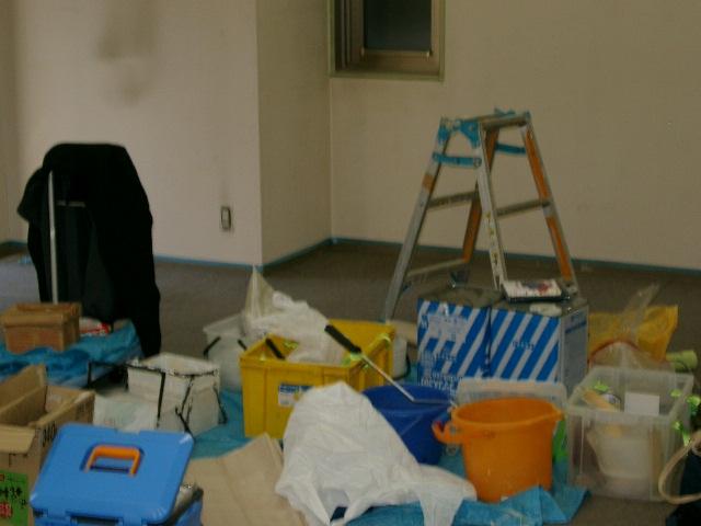 掃除屋さんがやる事務所の原状回復
