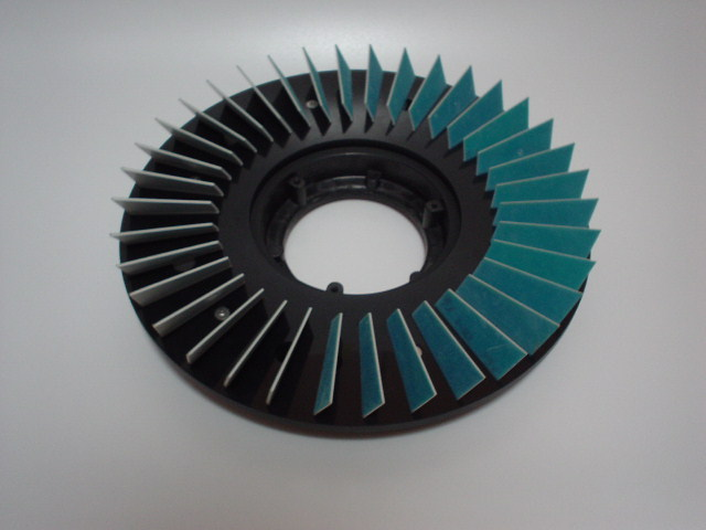 膜厚コントロール専用ツール FLOORBLADES