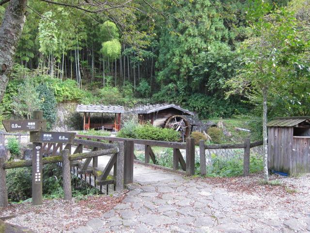 中仙道の昔の風景
