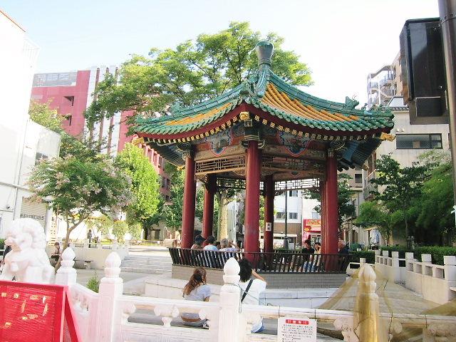 中華風公園