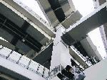 首都高速 箱崎JCTーの下