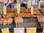 新潟 寺泊の串焼き