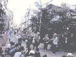 街頭演奏家