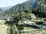 岐阜 菅沼地区の合掌造り集落